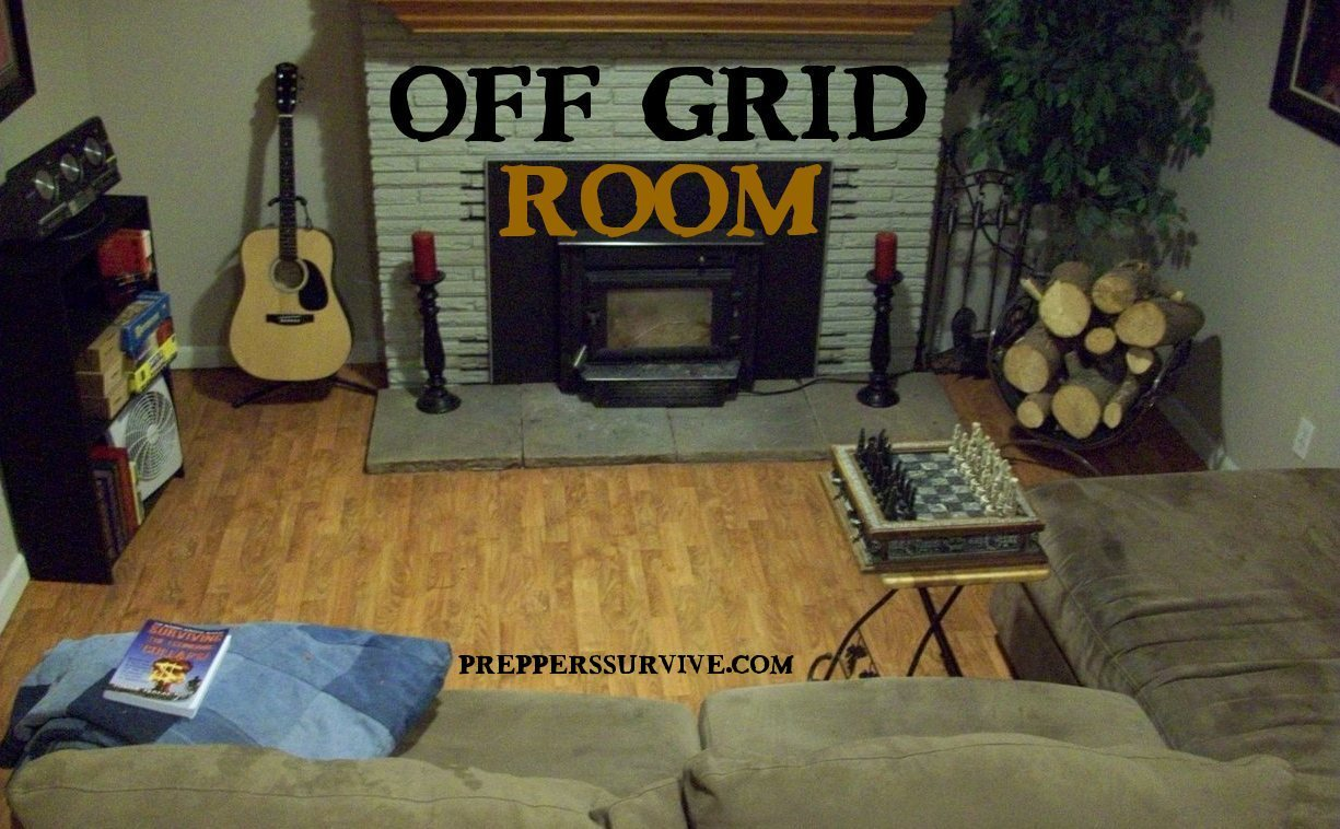 Simple inexpensive off grid room preppers survive for Grid room