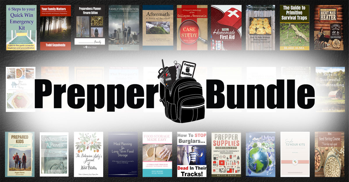 2017 prepper bundle ebook library preppers survive fandeluxe Gallery