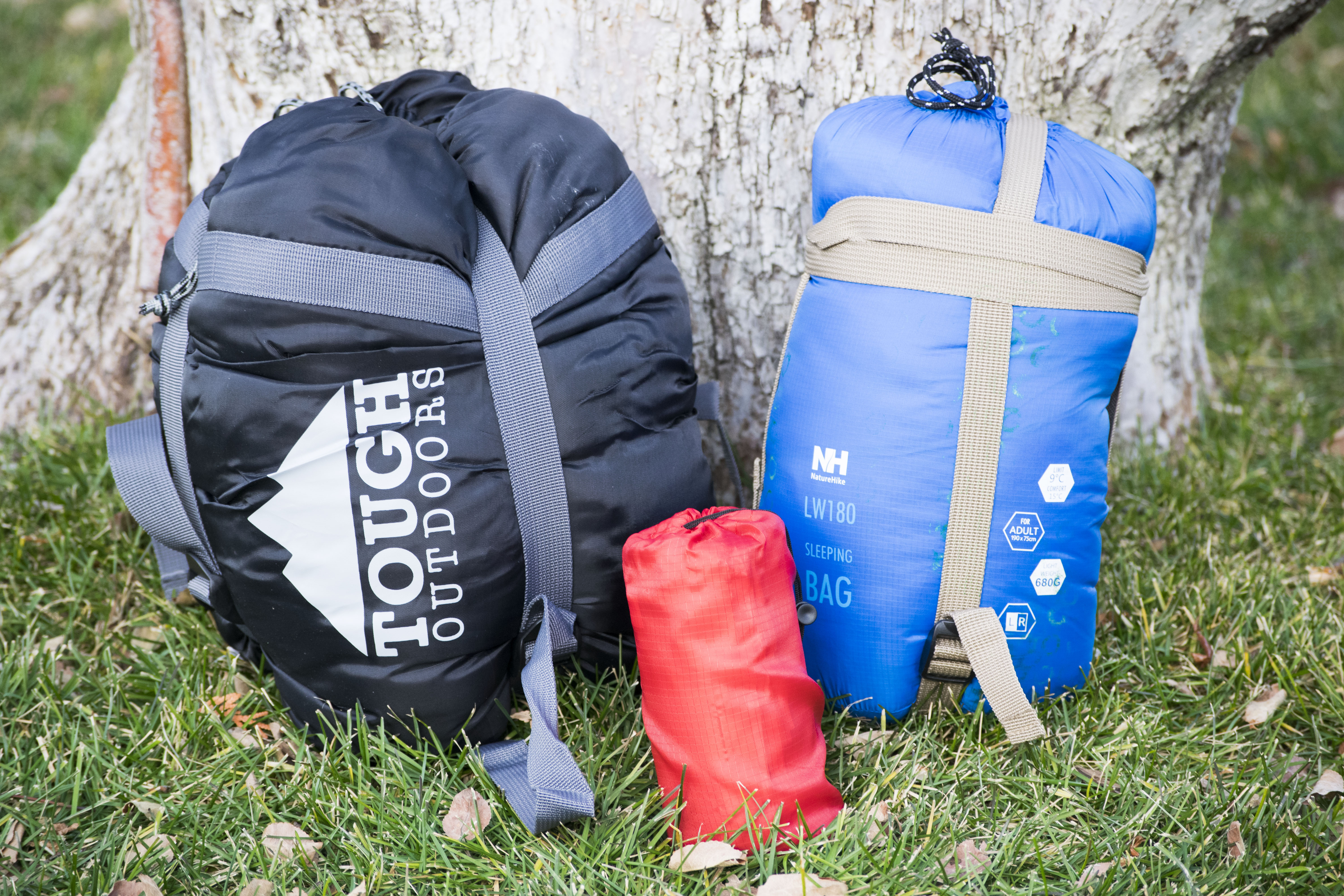 How to Pack a Sleeping Bag into a Backpack